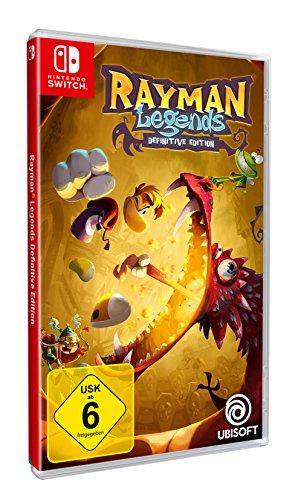 [Amazon] Rayman Legends - Nintendo Switch