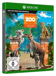 Zoo Tycoon: Ultimate Animal Collection (Xbox One) für 18,24€ (Amazon Prime)