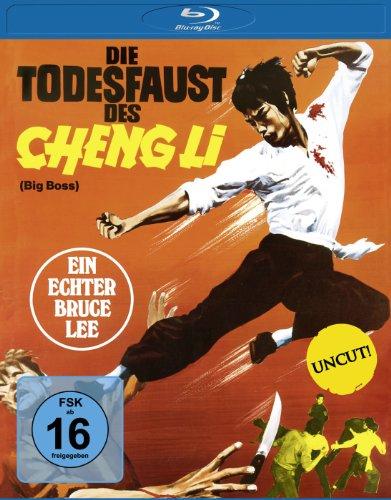 Bruce Lee Die Todesfaust des Cheng Li [Blu-ray] für 5,45€ / Bruce Lee Die Kollektion [Blu-ray] für 22,67€