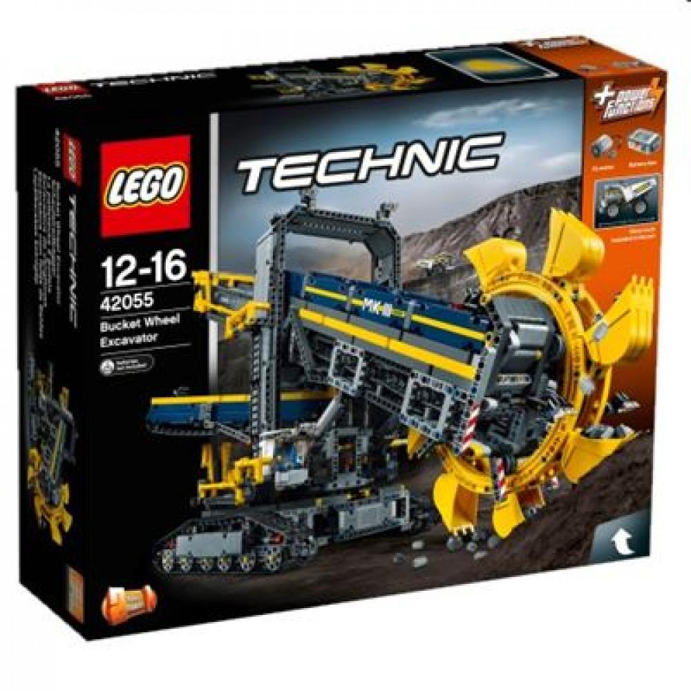 LEGO Technic - 42055 Schaufelradbagger  Müller/ Online/Abholung