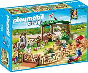 [Amazon Prime only] PLAYMOBIL 6635 - Streichelzoo