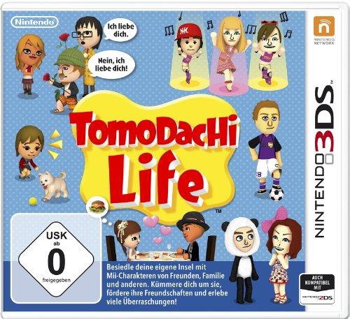 Tomodachi Life - Nintendo 3DS  Amazon Prime für 27,73€