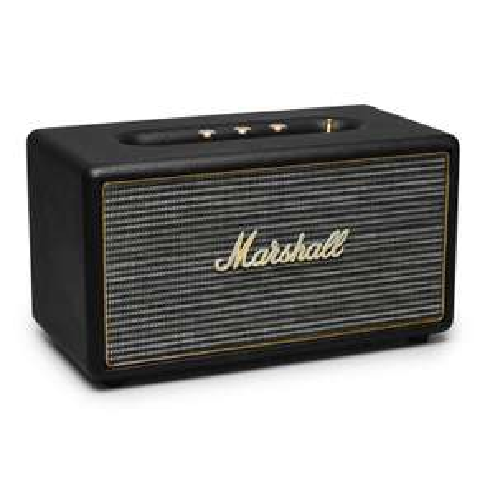 [B4F] Marshall BT Lautsprecher Stanmore, schwarz