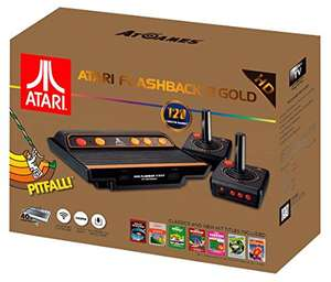 [Amazon FR] Atari Flashback 8 Gold HD / Sega Mini Megadrive HD
