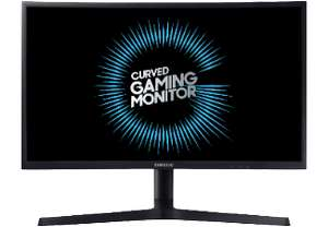 [amazon.co.uk] Samsung LC24FG73FQUXEN 23,5 Zoll Curved Full HD Monitor (2x HDMI, DP, 125% sRGB, 1ms, 144 Hz, AMD FreeSync, VA-Panel, Quantum-Dot) Schwarz