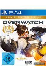 Overwatch als Game of the Year Edition (PS4/PC/Xbox One) für je 24,99€ (Amazon)