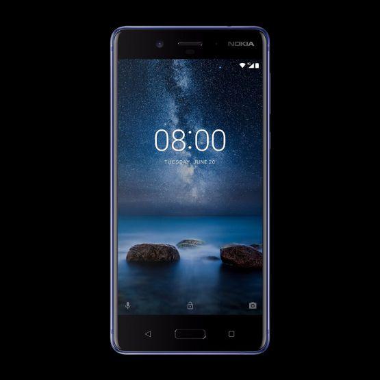 Nokia 8 bei Notebooksbilliger mit 15 % Rabatt ab 12:00 Uhr
