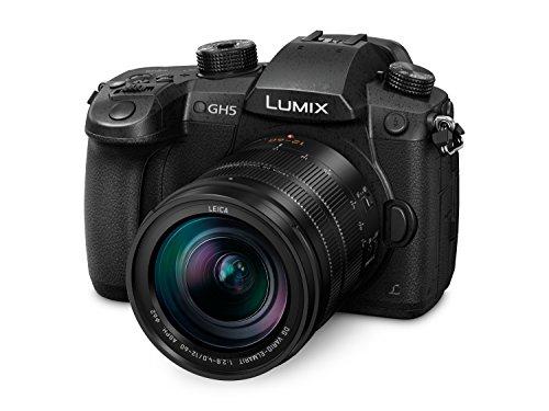 Panasonic Lumix DC-GH5 LEC-K mit Leica-Objektiv von 12-60 mm F2.8-4.0