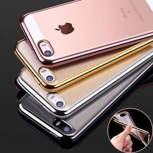 [eBay] Silikon Handyhülle für Apple Samsung etc. für 1,29€ inkl. Versand und Dt. Händler