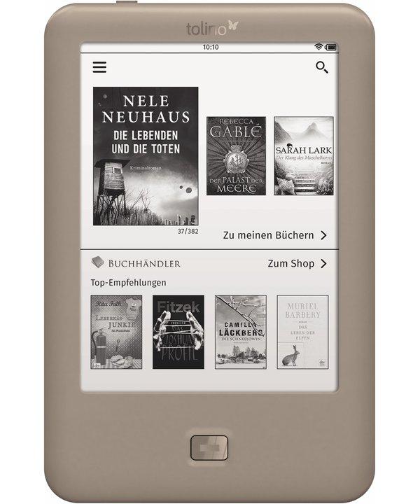 Tolino Page E-Book Reader für 39,99€ (Euronics)