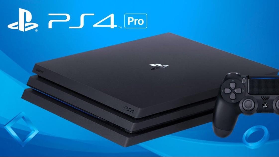 [MM Heilbronn] PlayStation 4 Pro 1TB Schwarz und Weiß PS4