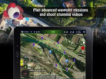 [Android] Litchi-App für DJI-Drohnen