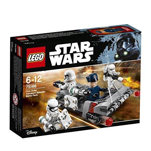 Lego Starwars 75166 Battlepack für Prime Mitglieder Top Preis