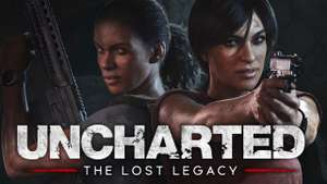 Uncharted: The Lost Legacy PS4 [PSN Store] Download