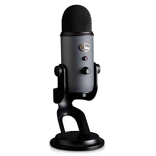 Blue Microphones Yeti in verschiedenen Farben, z.B. Schiefer