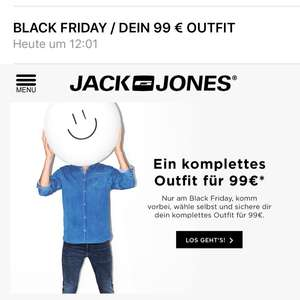 Black Friday Store Angebot