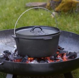El Fuego AY 461 Dutch Oven 4,26l und andere Größen ab 24,94€ bei Netto
