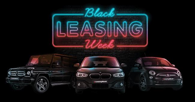[Sammeldeal Black Leasing Week] Autos ab 79€, ab Leasing-Faktor 0,30 – z.B. Seat Ibiza 99€, Seat Leon ST Cupra 294€, Hyundia i40 134€, Mercedes-Benz ...
