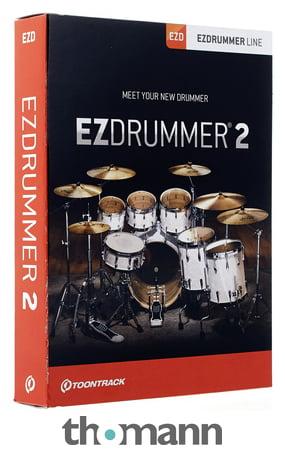 EZ Drummer 2 (Schlagzeug/Drum VST) für 99€
