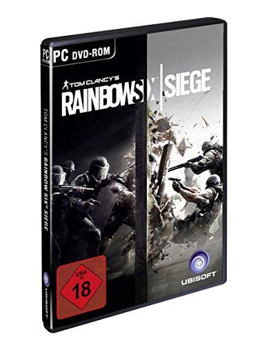 [Amazon.de] Rainbow Six Siege Standard für PC, physisch, für 15,93€?