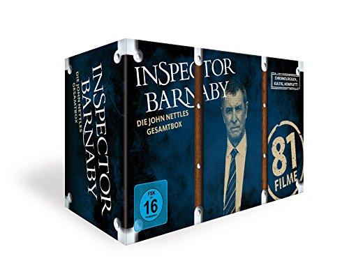 [Amazon] Inspector Barnaby - Die John Nettles Gesamtbox