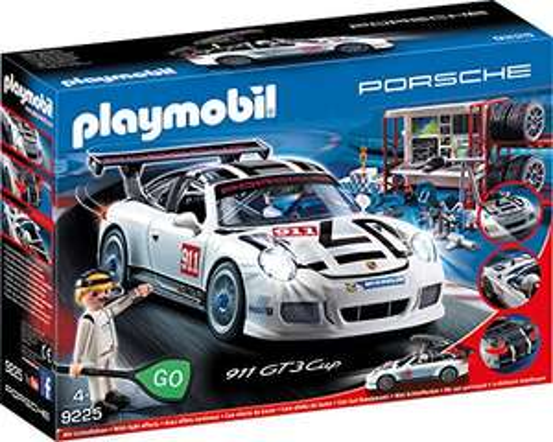 [#### 3000. DEAL #### Amazon] PLAYMOBIL 9225 - Porsche 911 GT3 Cup