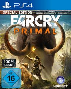Far Cry Primal Special Edition (100% Uncut) PlayStation 4, Otto.de / amazon.de