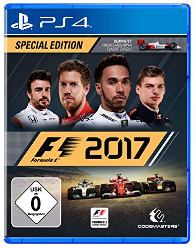 Amazon: F1 2017 Special Edition für die PS4 für 45,25€