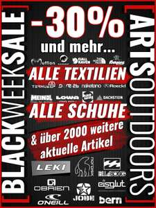 Outdoor-Shop Black-Week
