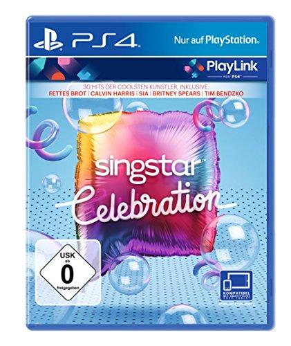 [Amazon Prime] SingStar Celebration (Playstation 4)