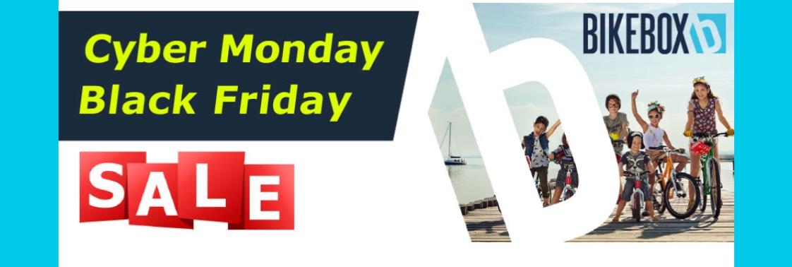 BIKEBOX.de - Black Friday - Cyber Monday Sale - bis zu 51 % Rabatt ggü UVP