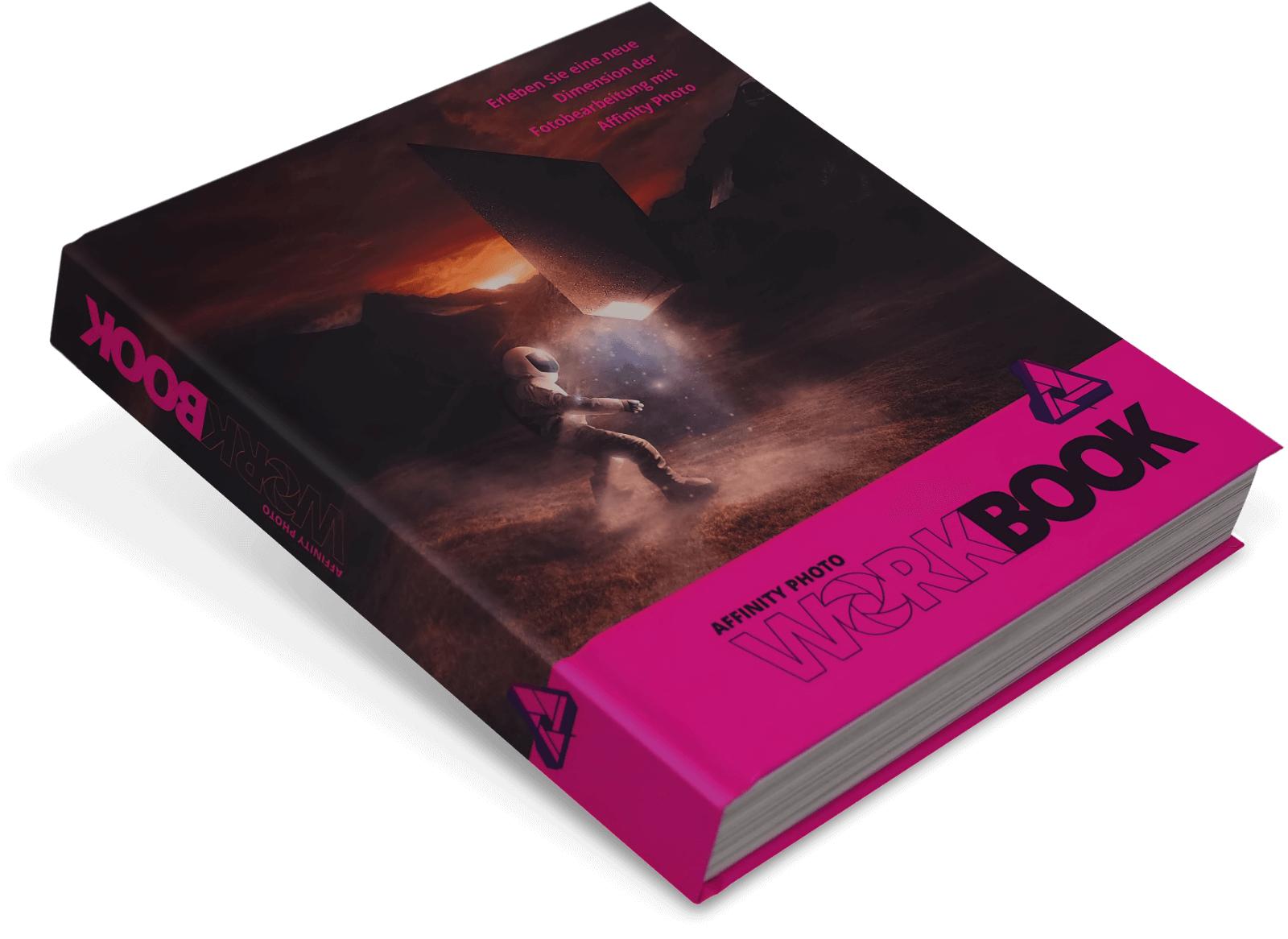 [Bücher] Affinity Photo Workbook und Affinity Designer Workbook für je 36,58 (inkl. VK und Gb.) @Affinity Store [Update: Verlängerung der Rabattaktion bis zum 4. Dezember]