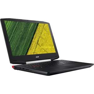 [25 Jahre Alternate] ACER ASPIRE VX 15 (VX5-591G-52P0), 15,6 '' nonglare Full HD, 16 GB RAM, 256 GB PCI-SSD, 1 TB HDD, i5-7300HQ, WLAN ac
