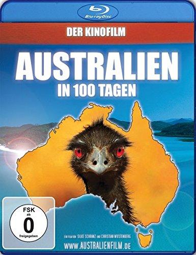 Australien in 100 Tagen: Der Kinofilm [Blu-ray] für nur 13,98€ bei [Amazon Prime] <- [wg. Versand]