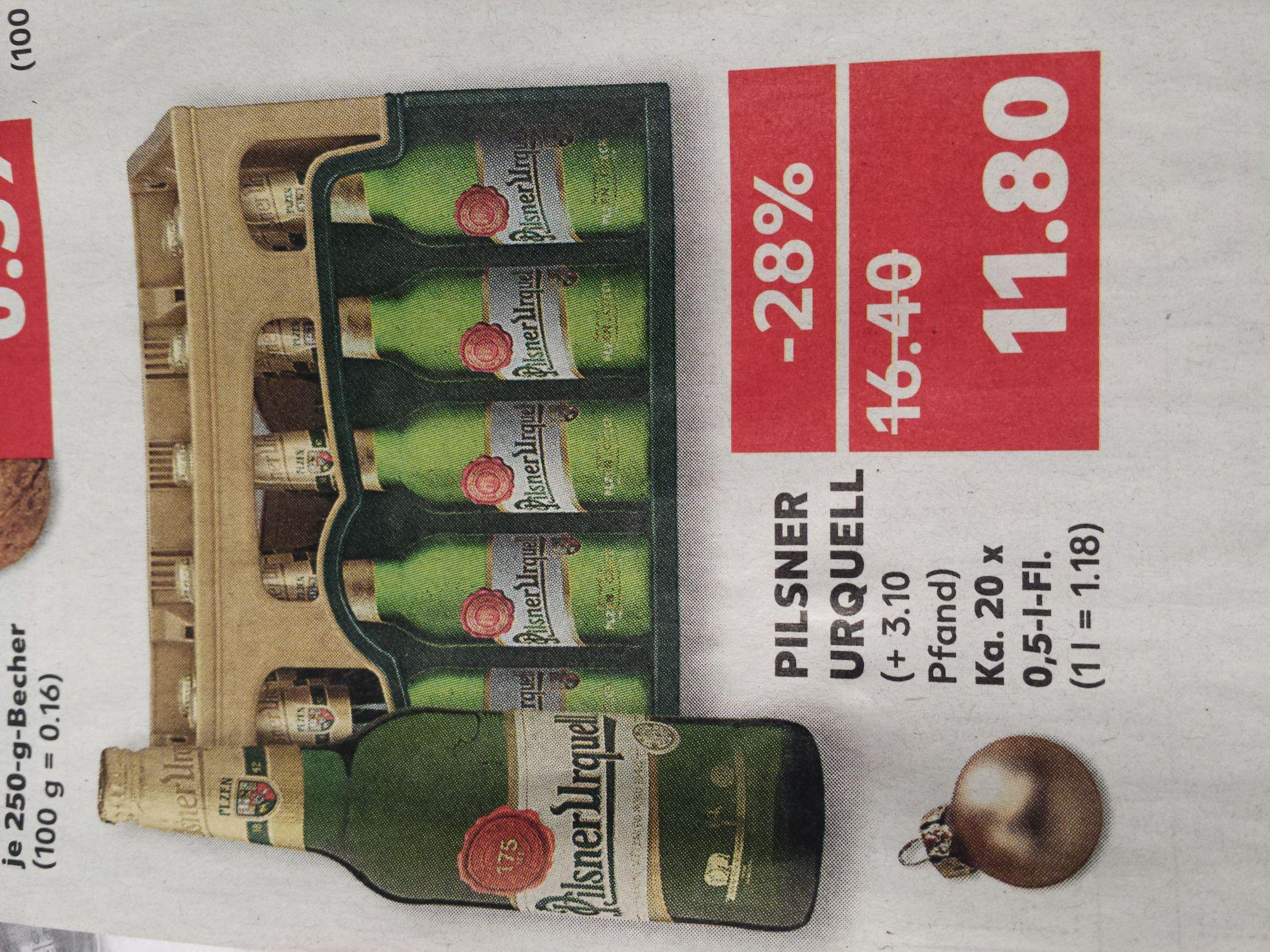 Pilsner Urquell 20x0,5 !