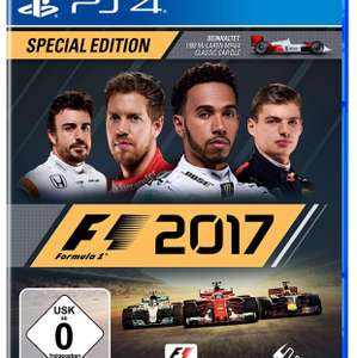 F1 2017 PS4 Amazon