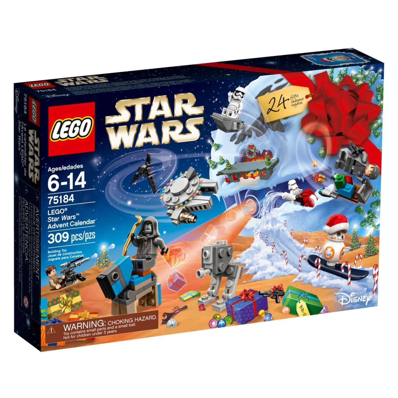 [Real] LEGO® - Star Wars™ Adventskalender; 75184 (Preis bei Marktanlieferung)