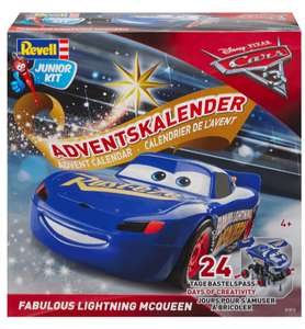Revell Cars 3 Lightning McQueen Adventskalender (2017)