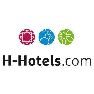 H-Hotels Black Friday - bis zu 50% Rabatt auf die Buchung