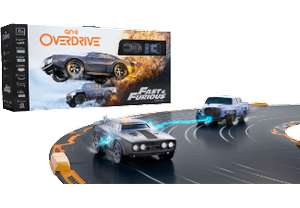 ANKI OVERDRIVE Fast & Furious Edition MM/Satrun/Redcoon 139,00€