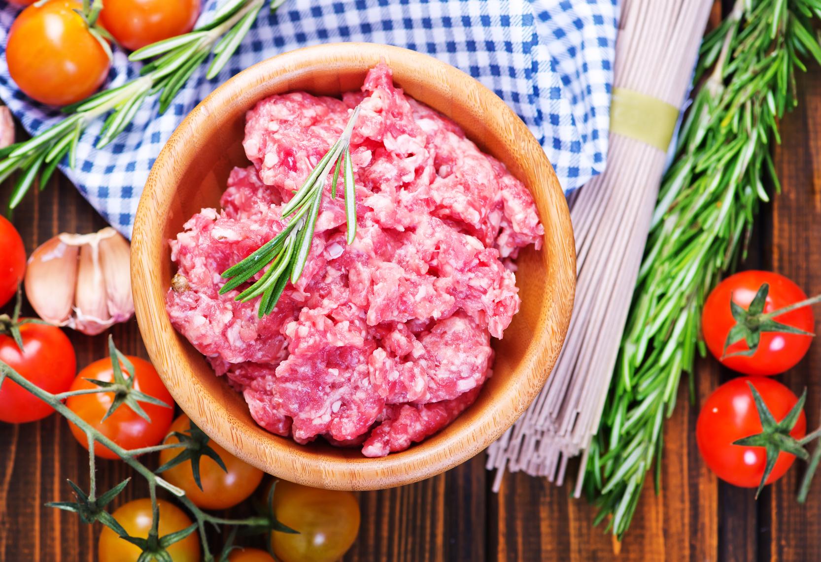 Hundefutter / BARF: 20kg Rind, Kaninchen oder Geflügel für 28.99€ statt 74,79€