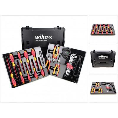Wiha Werkzeug-Set 31-tlg. in L-BOXX Schwarz 29,99 statt 55€ PVG [Crowdfox Black Weekend]