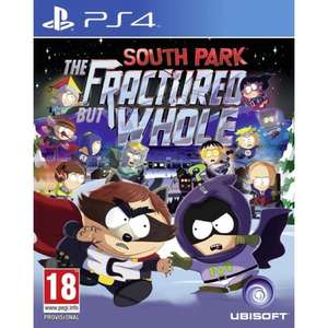 (Base.com) South Park fractured but whole ps4 xbox one für 34,85 €