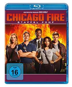 [Amazon Prime] Chicago Fire - Staffel 5 (Blu-Ray)