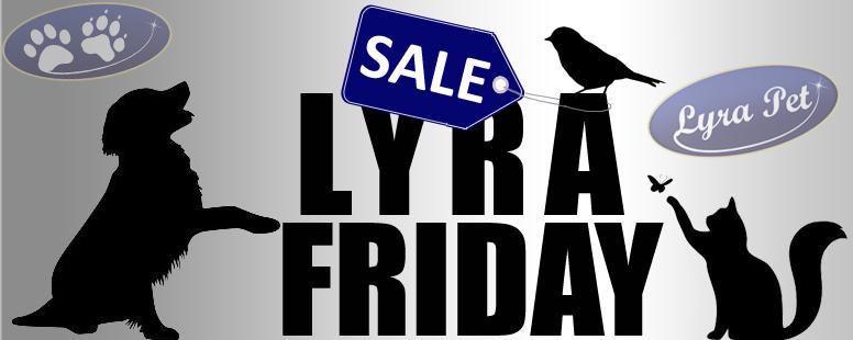10 % auf alles bei Lyra-Pet Tierfutter zu Tiefstpreisen