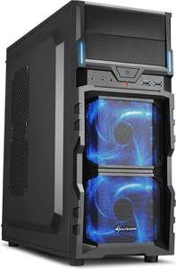 Jupiter Gaming PC - Ryzen 5 1600, GeForce GTX 1070 8GB, 16GB RAM, 275GB SSD