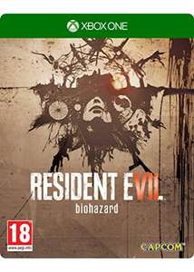 Resident Evil 7: Biohazard Steelbook Edition (Xbox One) für 19,20€ (Base.com)