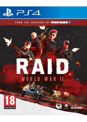 Raid: World War II (PS4) für 15,75€ (Base.com)