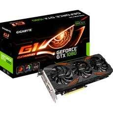 GIGABYTE GeForce GTX 1080 G1 Gaming +Destiny 2