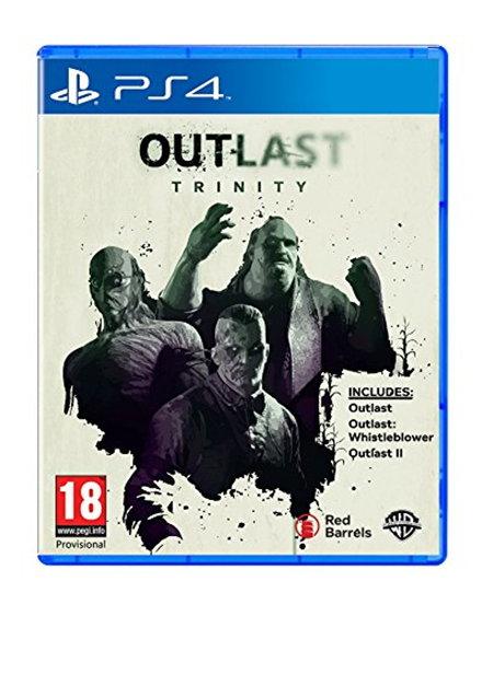 Outlast Trinity (PS4 & Xbox One) für je 19,25€ (Base.com)